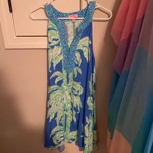 Lilly Pulitzer sample Achelle dress size small
